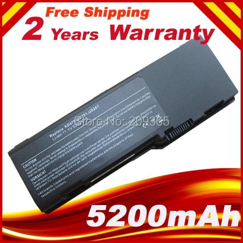 Batterie d'ordinateur portable Pour Dell Inspiron 6400 1501 E1505 Latitude 131L pour Vostro 1000 GD761 KD476 HK421