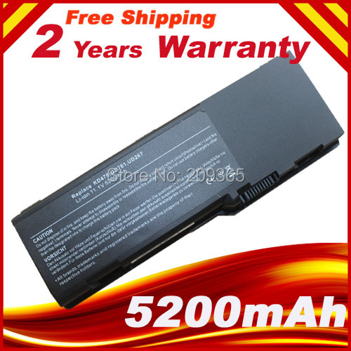 Laptop Battery For Dell Inspiron 6400 1501 E1505 Latitude 131L For Vostro 1000 GD761 KD476 HK421