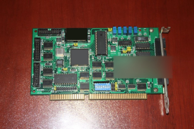 812PG REV: B1 03-1 ISA bus capture card industrial motherboard isa bus multi functiondata acquisition board pcl 836