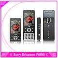 W995 original sony ericsson w995 teléfono móvil 3g red walkman player 4.0 wifi bluetooth gps teléfonos celulares envío libre