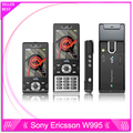 w995 Original Sony Ericsson w995 mobile phone 3G network Walkman 4.0 player WIFI Bluetooth GPS cell phones Free Shipping