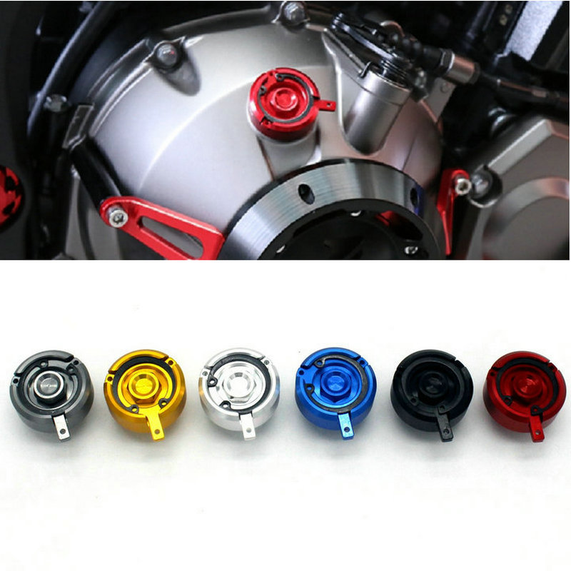 Motorcycle CNC Aluminum Magnetic cap Engine Cup Machine Oil Full Cover Mugen Filler Screw For Kawasaki Z1000 Z1000SX Z800 Z900 ! for ktm 250 sx 144sx 125exc sx 250sx f 200xc w exc 520 sx exc 505 sx f motocross cnc pivot racing dirt bike clutch brake levers