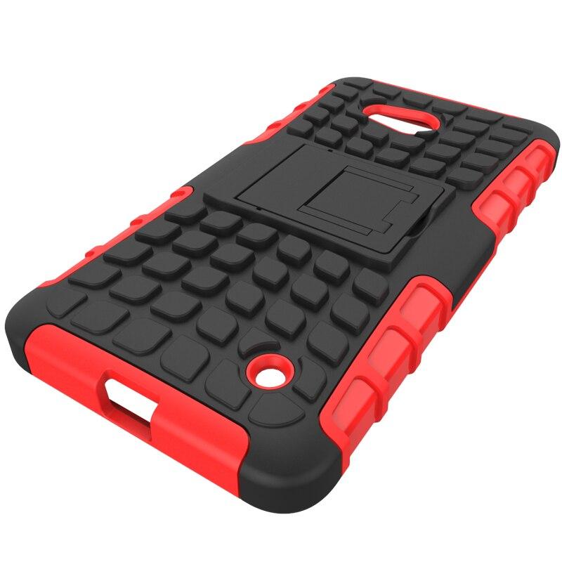 Hatoly na okładkę nokia lumia 640 case dysk silicone rubber telefon case do nokia lumia 640 case dla microsoft lumia 640 n640 * 4