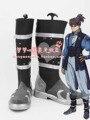 Kabaneri of the Iron Fortress Kurusu cosplay shoes Koutetsujou no Kabaneri Anime boots High quality Custom-made