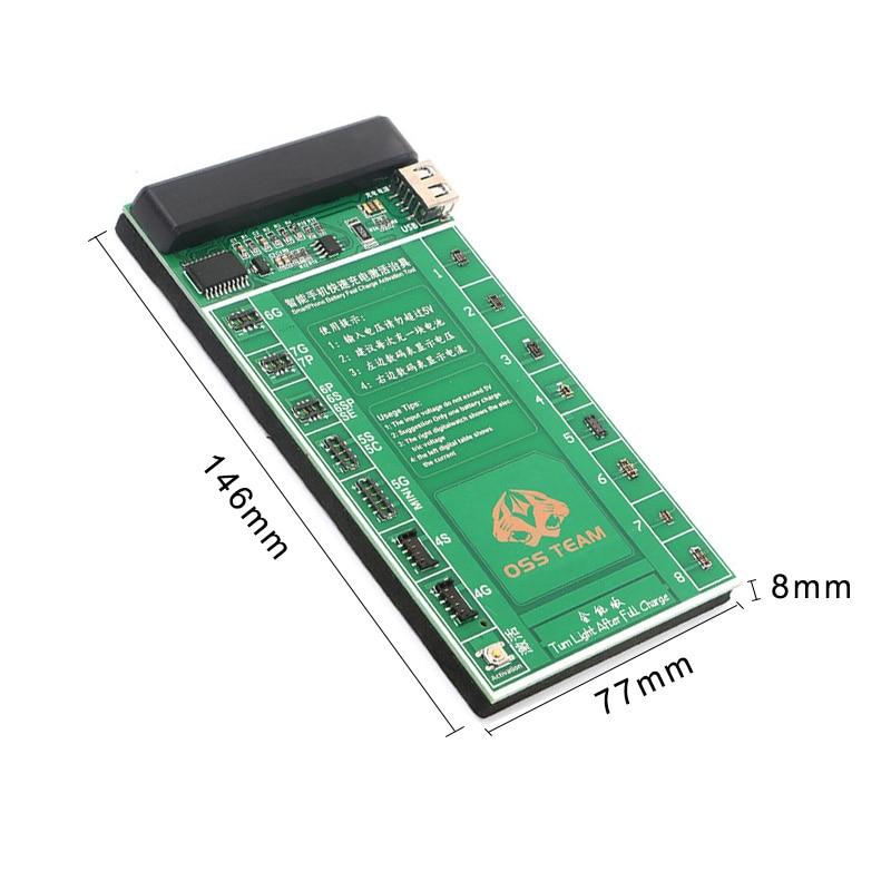 2017 nástroj pro opravu telefonu rychle Nabíjení baterií - Sady nástrojů - Fotografie 3