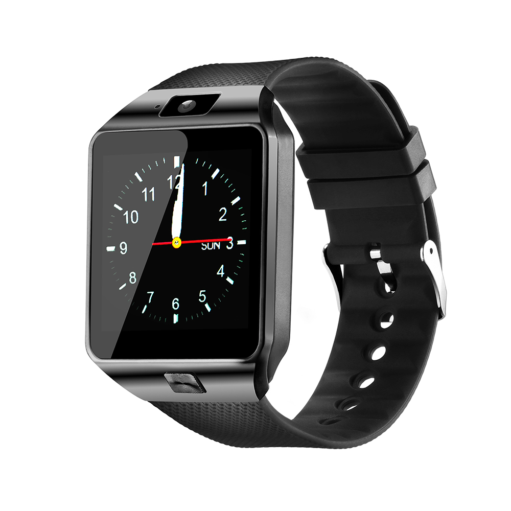 Bluetooth Smart Watches DZ09 Smartwatch with Camera TF/SIM Card Slot for Android and IPhone Smartphones for Kids Men Women