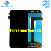 For Original Vernee Thor Mobile Phone LCD Display TP Touch Screen Digitizer Assembly Tools 5 0