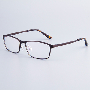 Image 3 - Модная брендовая дизайнерская деловая мужская оправа полная оправа для очков женские гидравлические оправы для очков с пружинной петлей на ножках