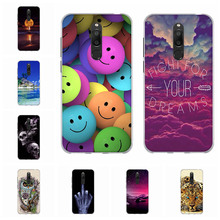 For Meizu M6T Protective Case Ultra-thin Soft TPU Silicone For Meizu M6T Cover Cute Animal Patterned For Meizu M6t Coque Funda все цены