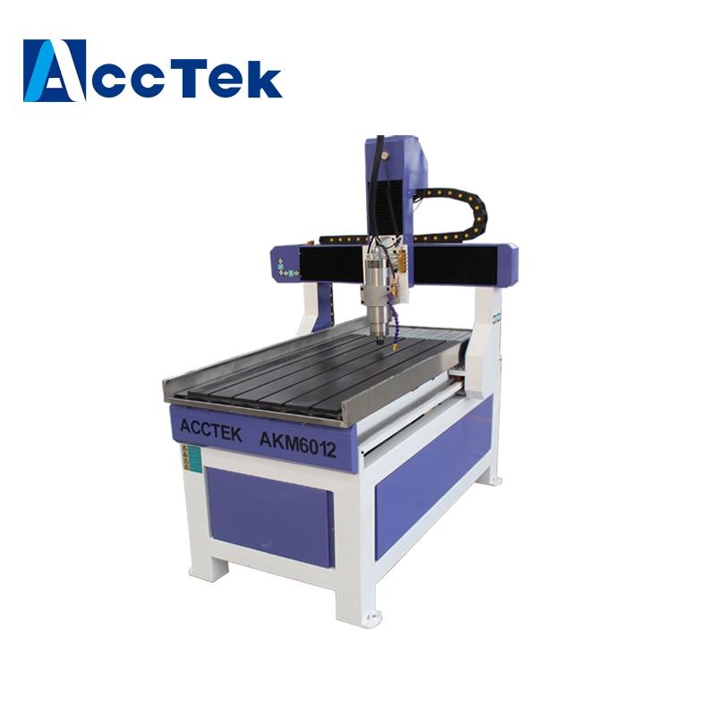 Chine meilleur prix le plus bas portable Mini CNC routeur laser machine de gravure 6090 6012 1212