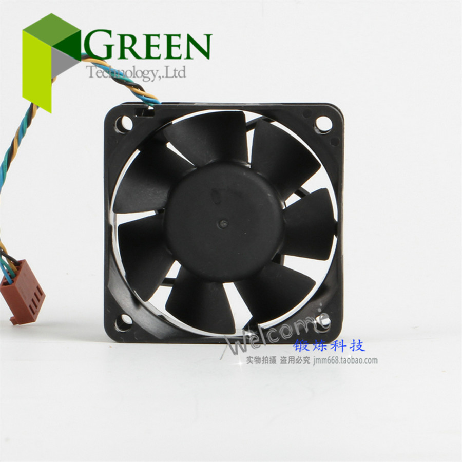 5PCS AVC DS06025B12U 12V 0.7A 6025 60MM 60*60*25MM CPU fan computer case Cooling fan  with 4pin PWM
