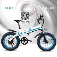 48V Electric Folding Bikes e Bike Battery 36v Brushless Battery Aluminum Frame Electric Bike Mini Electric Bike