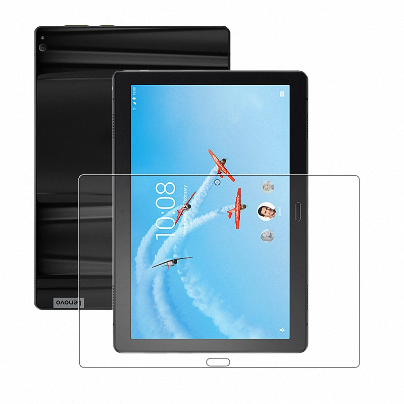 Tempered Glass Screen Protector CASE Film for <font><b>Lenovo</b></font> Tab P10 <font><b>Lenovo</b></font> Tab M10 TB-X605F TB-X605L Tab E10 E8 E7 Glass image
