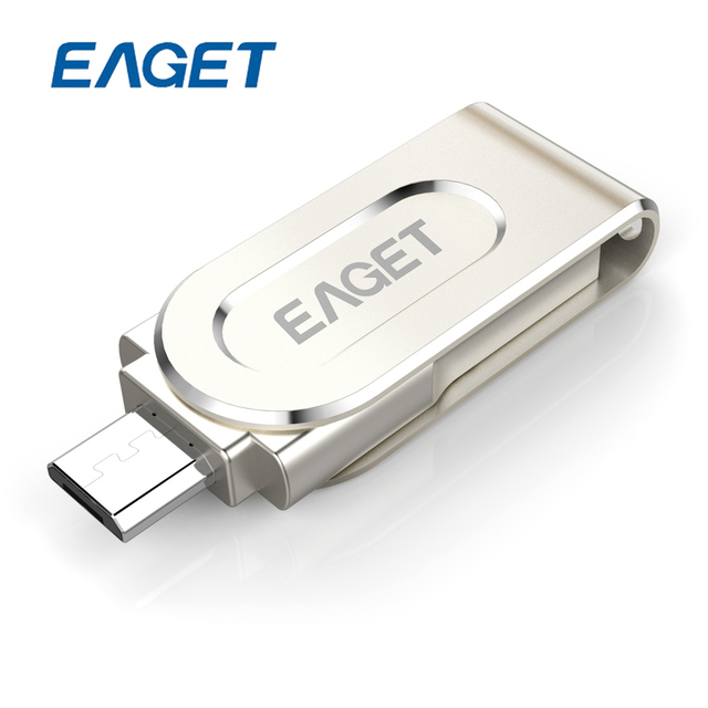 NEW Arrival EAGET V88 16GB 32GB 64GB Portable USB 3.0 Fashion Design High-speed USB Flash Drive Pendrive Waterproof On Promotion