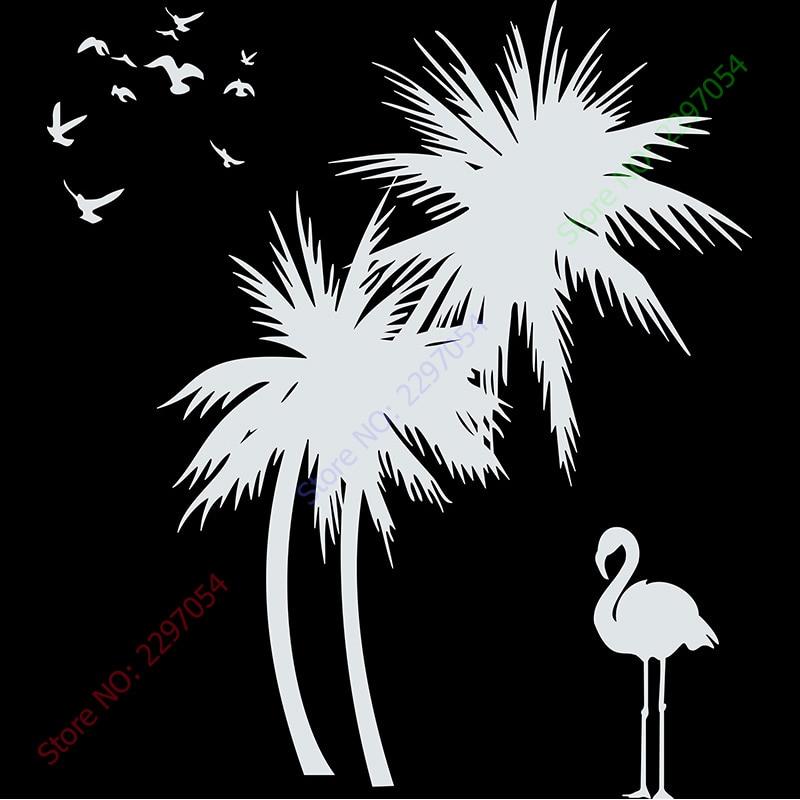 Sıcak Satış Büyük Palmiye ağaçları Kuş yapıştırıcı - Ev Dekoru - Fotoğraf 4