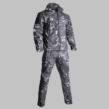 TAD Softshell Hunting Clothes Sport Jacket Or Pants Camouflage Military Army Suits Outdoor Hiking Camping Windbreaker Jacket стоимость
