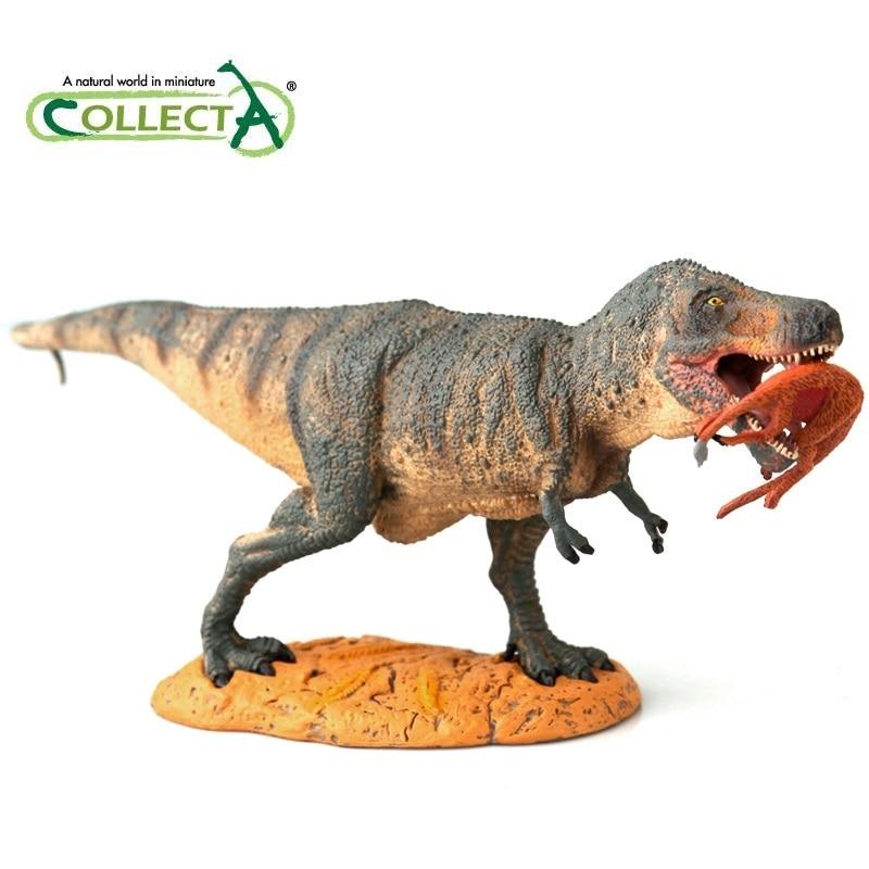Dino Toys For Boys : Collecta tyrannosaurus rex mapusaurus dinosaur toy classic