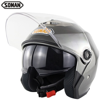 Cheap Full Face Motorcycle Helmet Motorbike Helmets Moto Steet Riding Armet