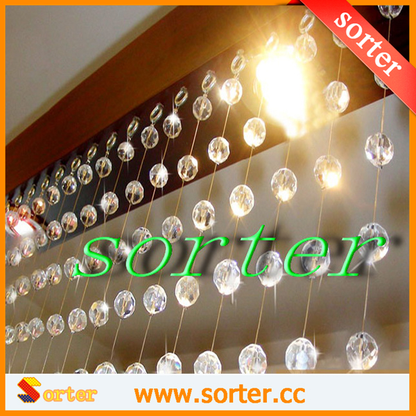 Hanging Room Dividers Beads PromotionShop For Promotional Hanging - Crystal hanging room divider