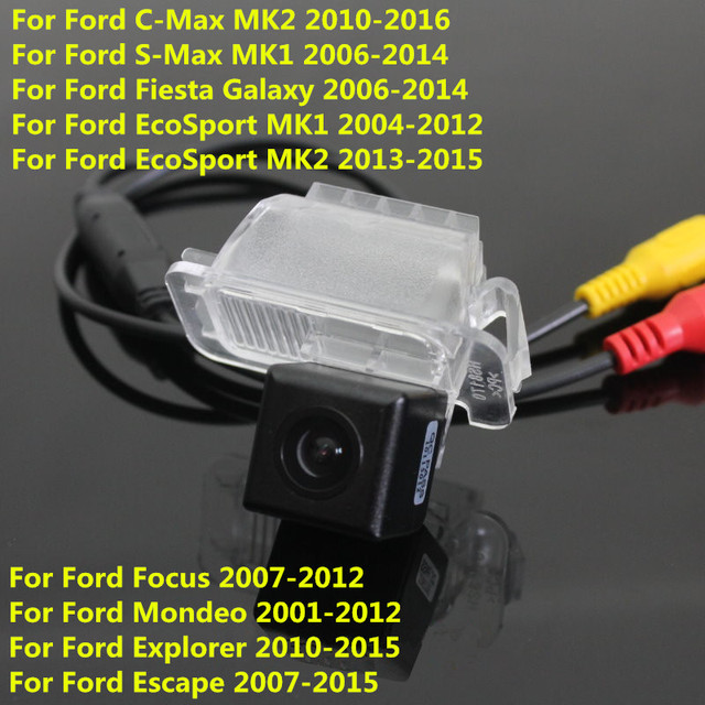 Ford Escape Backup Camera >> 170 Degree Ccd Car Rearview Reverse Backup Camera For Ford Focus