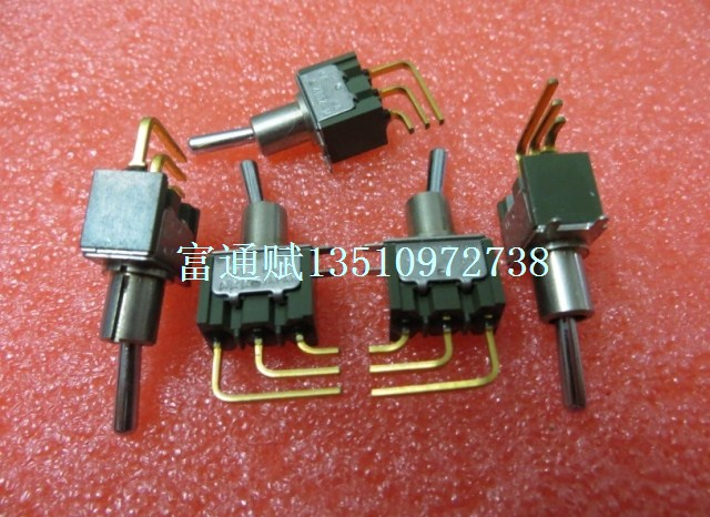 [VK] NKK toggle switch M-2012 Vshake head to pull move 3 curved foot 2BAND 0.4VA28V