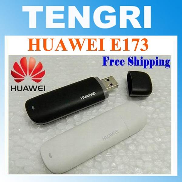 Original unlocked Huawei E173 7.2M Hsdpa USB 3G Modem dongle stick UMTS WCDMA 900/2100MHz flat panel display