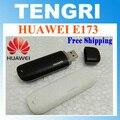 Abierto original de huawei e173 7.2 m hsdpa módem usb 3g dongle del palillo de umts wcdma 900/2100 mhz