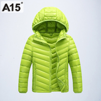 2018 Children Down Jackets Kids Clothes Girl Winter Fall Jacket for Boys Parka Coat Teenage Girls Clothing Size 10 12 14 16 Year