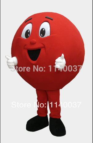 mascot fireball mascot costume ball custom fancy costume anime cosplay mascotte theme fa ...