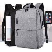 Lisse Luxury design Famous Backpacks Solid Polyester Zipper Waterproof Back Pack Laptop Bookbag for Student School Bags