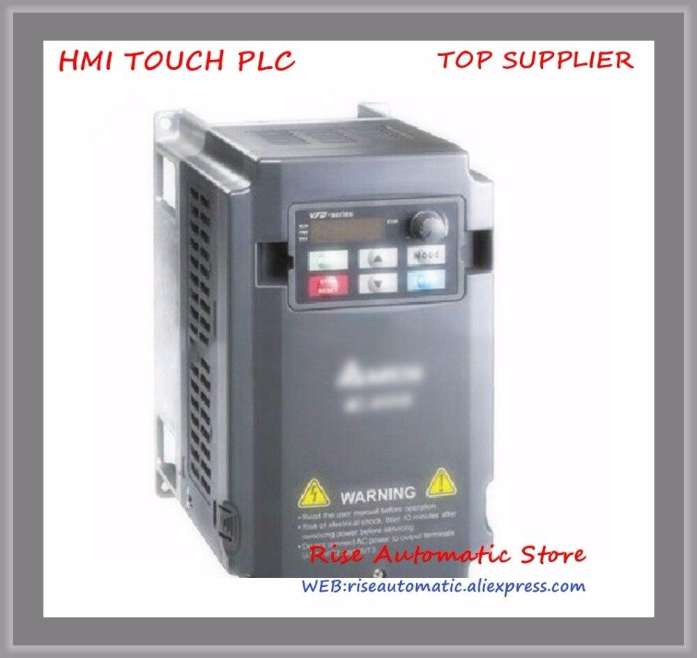 VFD-C200 Inverter AC motor drive VFD004CB21A-20 1 phase 220V 400W 0.5HP 3A 600HZ newVFD-C200 Inverter AC motor drive VFD004CB21A-20 1 phase 220V 400W 0.5HP 3A 600HZ new