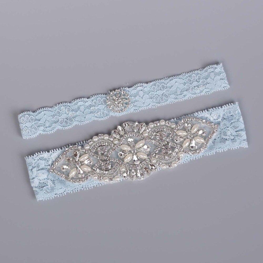 Wedding Garter European American Bridal Garter Diamond