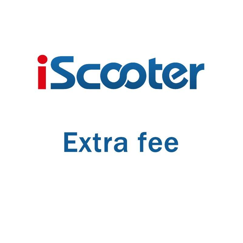 Pagare La Tassa Supplementare di lo scooter o altri Accessori spese di spedizione