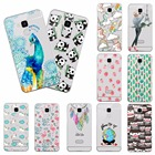 5.2 inch Soft Silicone TPU Case Cover For Huawei Honor 7 Lite 7Lite / Huawei GT3 GT 3 / Huawei GR5 Mini Phone Case Cover Fundas