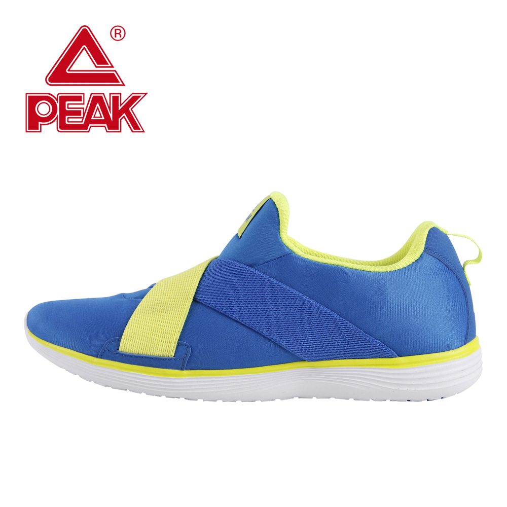 PEAK Men Sport Shoes Running Shoes Men Athletic Training Walking Sneakers Lightweight Men's Running Comfortable Shoes Sneakers peak sport hurricane iii men basketball shoes breathable comfortable sneaker foothold cushion 3 tech athletic training boots