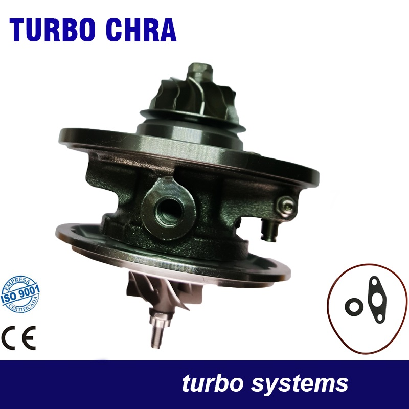 GT1544V turbo core 740611-5001S 28201-2A400 cartridge CHRA for Hyundai Getz Matrix 1.5 CRDI Kia Cerato 1.6 CRDI Rio 1.5 CRDI kkk turbo bv43 53039880144 53039880122 chra turbine 28200 4a470 turbocharger core cartridge for kia sorento 2 5 crdi d4cb 170 hp