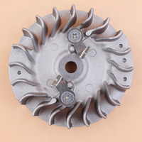 Flywheel Fly Wheel Assembly For HUSQVARNA 445 445E 450 450E Gas Saw Chainsaw Replacement Spare Parts 544111801