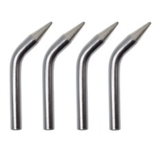 5Pcs/lot Lead-free Soldering Iron Tip 40W 60W 80W 100W for Gun Replacement Head Welding Tools Accessory
