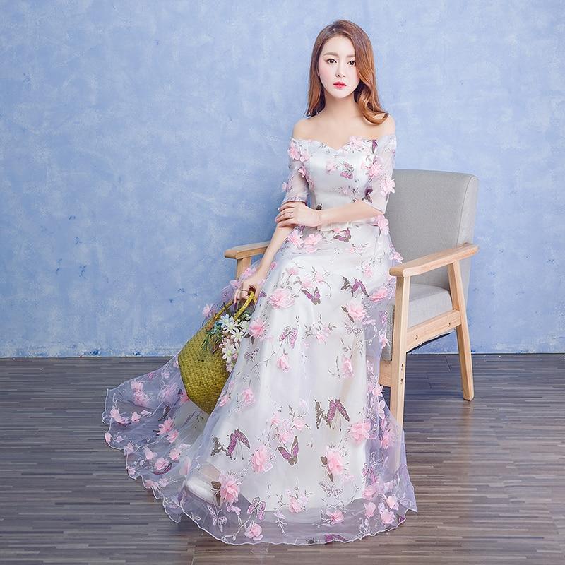 Free ship fairy flowers butterfly long dress Renaissance Gown queen dress Victorian cosplay ball gown Belle plus size butterfly print ball gown dress