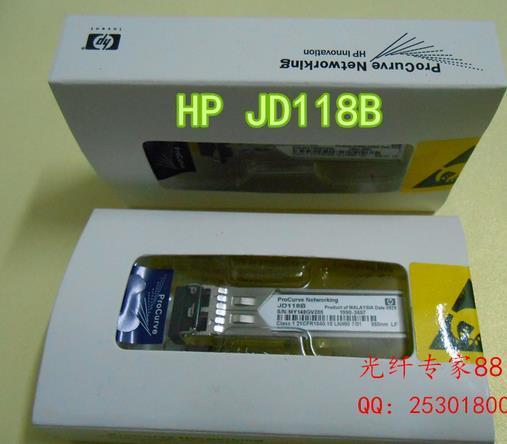 En stock 100% Nuevo y original H ../P 3 años de garantía JD118B X120 SFP LC SX