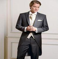 New custom Ivory men's suit, groom's tuxedo, groom's wedding / business dress