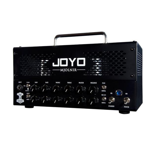Cheap JOYO JMA-15 Mjolnir  Amplifier 15W Dual-channel Head for  Metal Sounds Electronic Guitar Amp speaker instruments Free shipping
