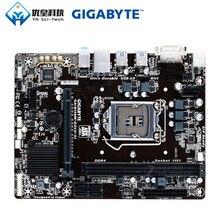 все цены на Original Used Desktop Motherboard Gigabyte GA-B150M-D2VX-SI B150 LGA 1151 Core i7 i5 i3 DDR4 32G SATA3 USB3.0 DVI Micro-ATX онлайн