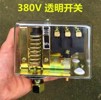 Air Compressor Accessories Horizontal Pressure Switch Automatic Air Pressure Switch Air Pump Air Compressor Controller