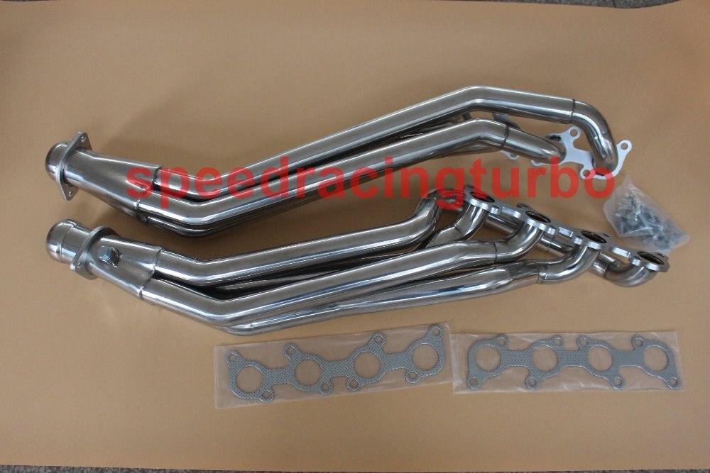 11-16-ig a MUSTANG GT 5.0L / V8 rozsdamentes kipufogógáz-elvezető - Autóalkatrész - Fénykép 2