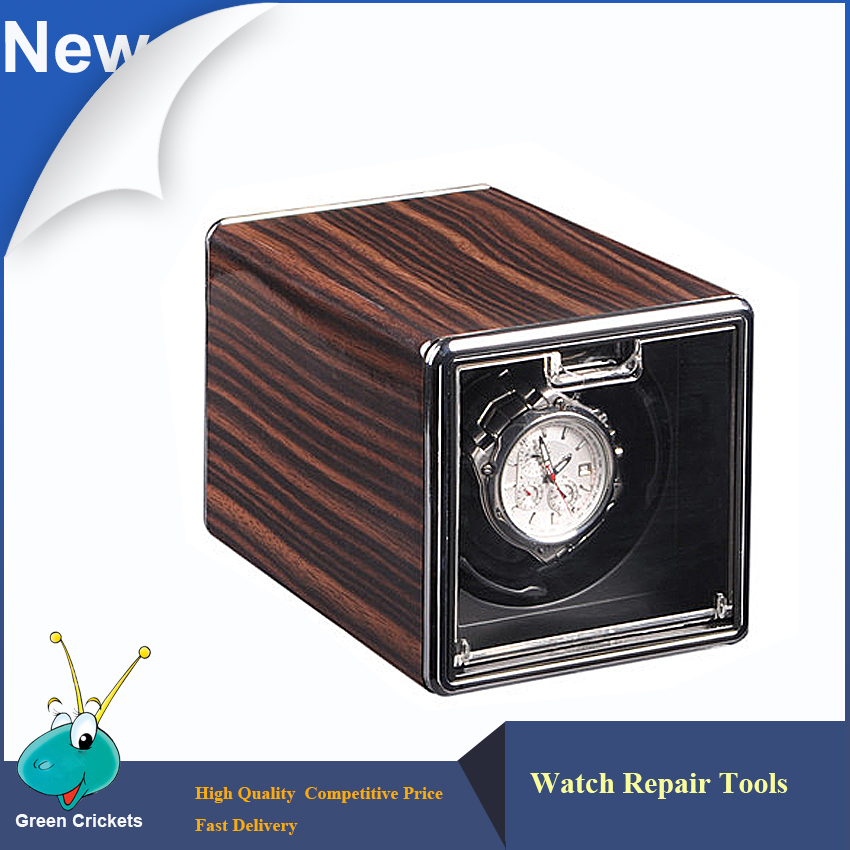 WRTOR Wooden Painting 4 Modes box Germany Watch Winder