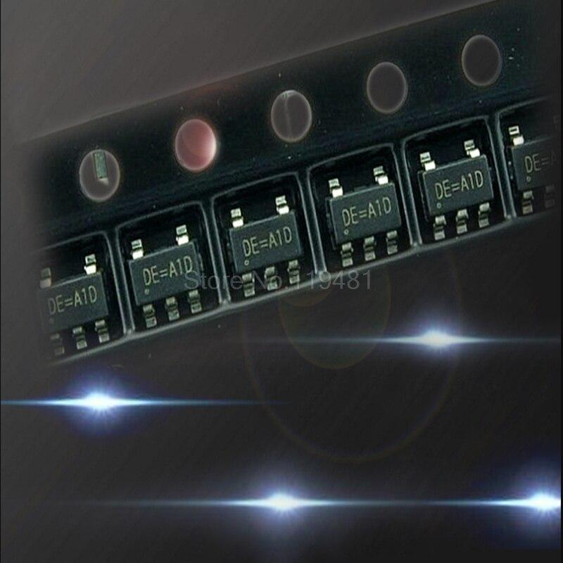 RT9193-33GB regulador de tensão linear ic positivo fixo 1 saída 3.3 v 300ma sot-23-5