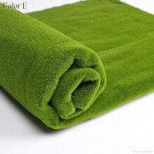 1 Meter x 1 Meter Grass Mat Green Artificial Lawns Turf Carpets Fake Sod Home Garden Moss home Floor DIY wedding Decoration
