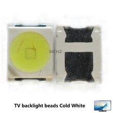 200pcs Biggest Discount LED Backlight 1210 3528 2835 3V 1W 92l LM Cool white For LG Innotek LCD TV Application