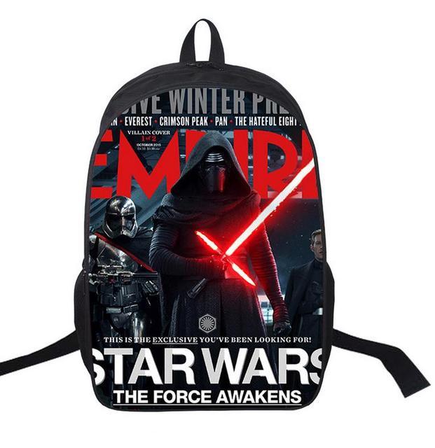 Star Wars Backpack – Darth Vader (10 styles)